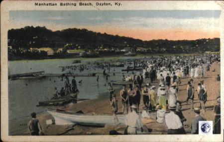 Image: di00001 - Manhattan Bathing Beach.
