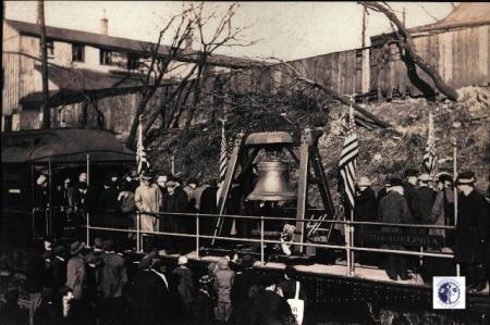 Image: di00292 - Liberty Bell Replica