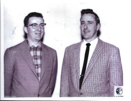 Image: di00806 - Vets members, Ed Schroeder & Bill Rolf