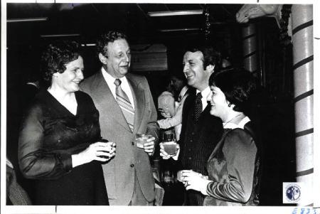 Image: di01084 - Mr. & Mrs. Richard Lohr, 13 Madonna, Cold Springs KY (On left), Mr. & Mrs. Bud wagner, 99 Bon Jan Ln.,....