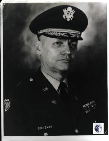 Image: di01212 - Confirmation of promotion of Robert Renn Goetzman to Brigadier General