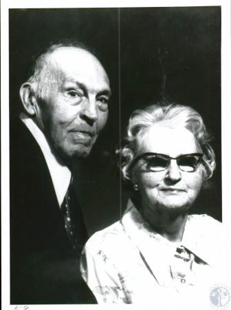 Image: di03716 - Mr. & Mrs. Robert E. Black Sr.