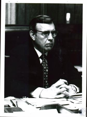Image: di03734 - Harold E. Black, superintendent of the KY State Reformatory for Men