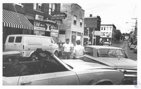 Image: di06834 - Richard Allen Phillips & William Horstman, on 5th Street