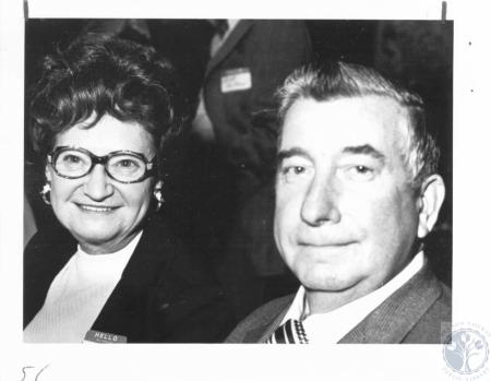 Image: di09108 - Mary and Jack Snodgrass