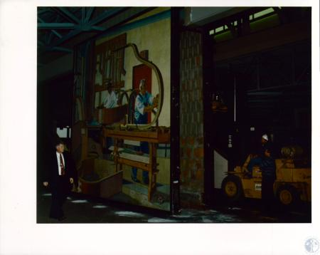 Image: di10060 - Union Terminal murals transplanted to airport