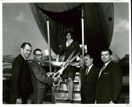 Image: di10066 - inauguration of Piedmont service from Cincinnati to Louisville