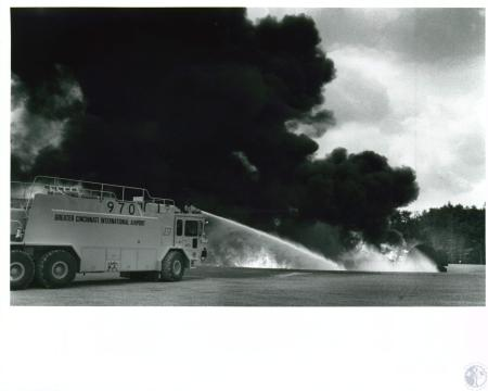 Image: di10132 - fire department practicing