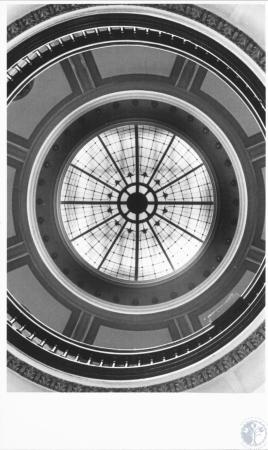 Image: di10356 - stained glass dome