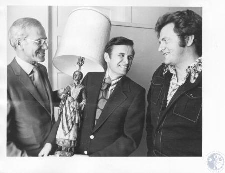 Image: di10722 - Frank Sommerkamp, Bert Rosenber, Jim Schworer