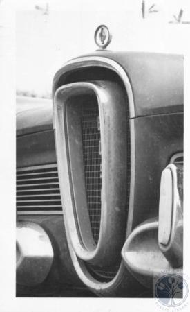Image: di10864 - Edsel grille