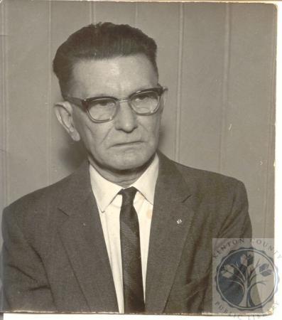 Image: di100057 - Albert Schmitz as 4th District Magistrate