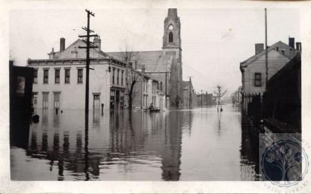Image: di100094 - view of flood
