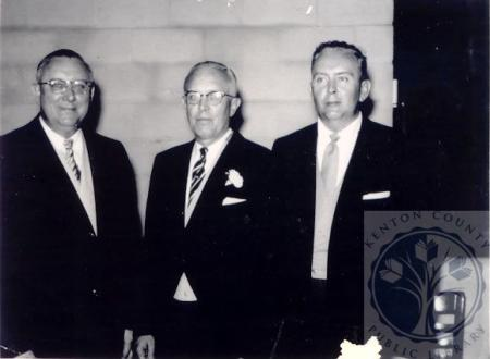 Image: di100254 - Arthur, Bernard Jr. & Richard Eilerman