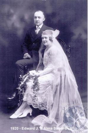 Image: di100328 - Edward J. and Alma Sauer Beiting