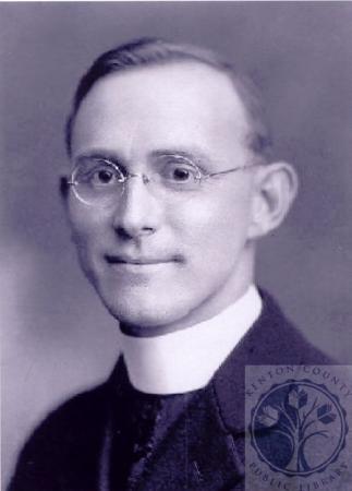 Image: di100354 - Rev. Francis Jacob DeJaco