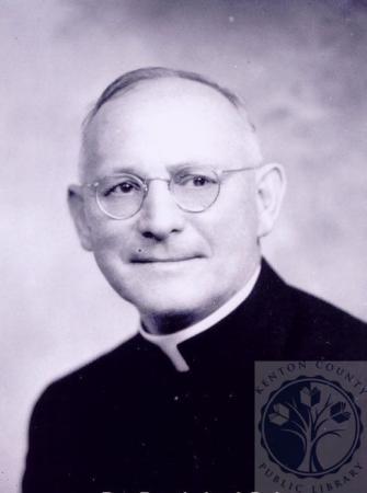 Image: di100355 - Rev. Francis Jacob DeJaco