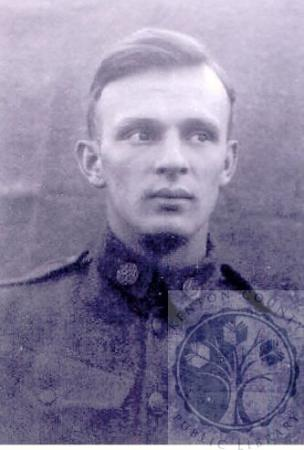 Image: di100363 - John Edward DeJaco, military uniform
