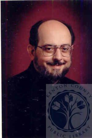 Image: di100561 - Charles D. King, retired librarian and swell fellow