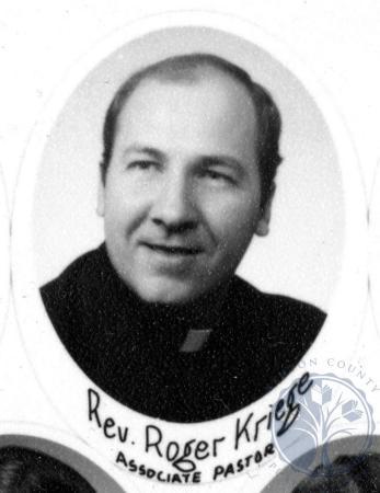 Image: di107812 - Rev. Roger Kriege. Associate Pastor