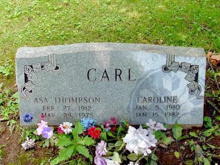 Image: di110511 - Asa Thompson & Caroline Carl