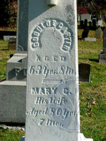 Image: di110696 - Goodloe & Mary C. Carter