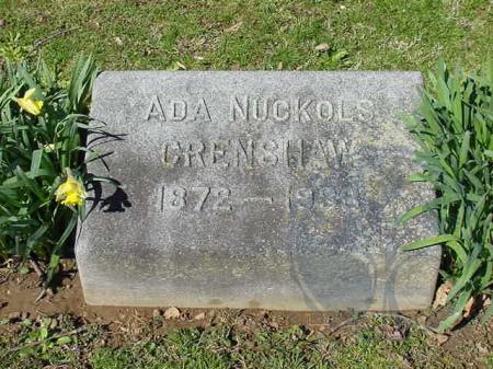 Image: di111449 - Ada Nuckols Crenshaw
