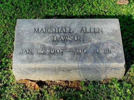 Image: di111745 - Marshall Allen Dawson