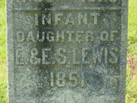 Image: di115291 - Infant Daughter E. & E. S. Hammond Lewis