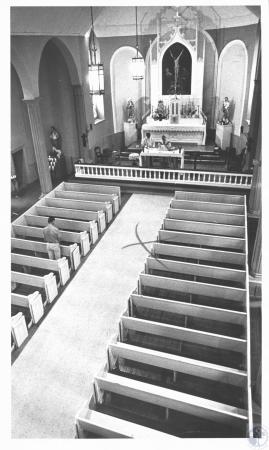 Image: di12396 - St. Francis Church, White Sulphur, KY