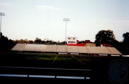 Image: di126343 - Holmes High School football. Photograph taken for Covington Photograph Project.