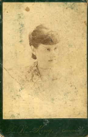 Image: di126412 - Aunt Dude. Photographer F.W. King of Covington