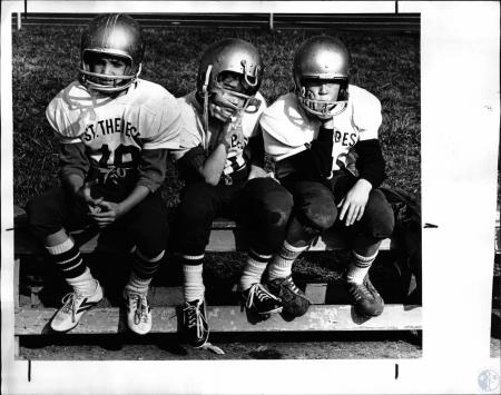 Image: di127943 - St. Therese football players