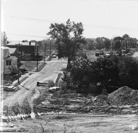 Image: di128429 - View from bridge construction