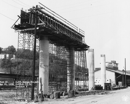 Image: di128489 - Pier 12, I-471 bridge project