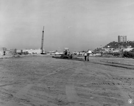 Image: di128522 - I-471 mainline, looking North, I-471 bridge project