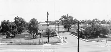 Image: di128654 - View of Riverside Drive, I-471 bridge project