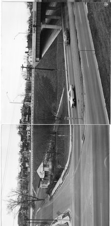 Image: di128671 - View of Riverside Drive, I-471 bridge project