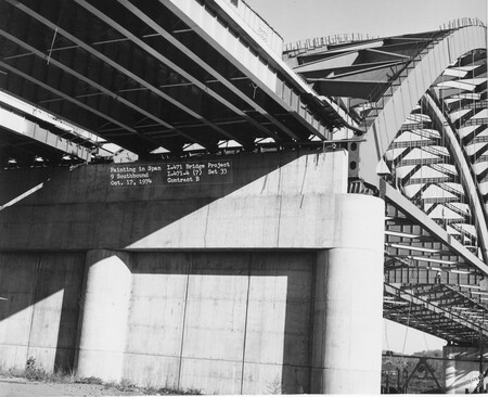 Image: di128688 - Painting in Span 9, I-471 bridge project