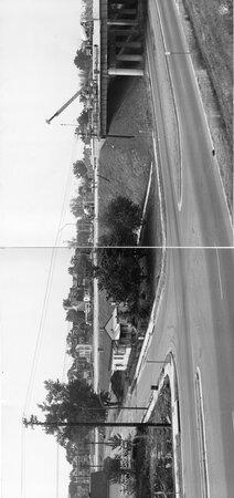 Image: di128722 - Riverside Drive, overall view I-471 bridge project