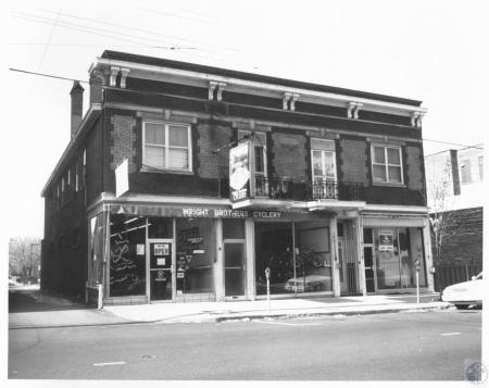 Image: di13239 - Wright Brothers Cyclery (Eckert Building)