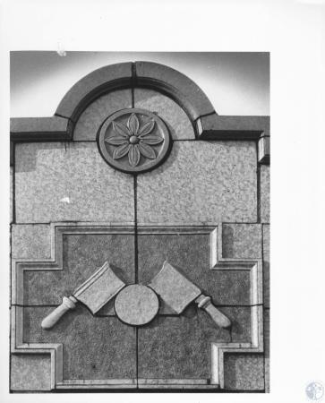 Image: di13282 - detail on Montgomery Ward Building