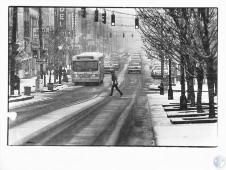 Image: di13321 - snow scene