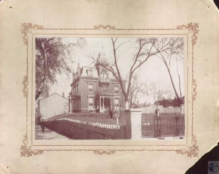 Image: di13419 - home of Mr. & Mrs. Nimrod H. Sinclair