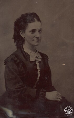 Image: di130212 - Rebecca Harper. Wife of David D. Harper.