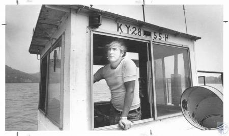 Image: di14307 - Mike Hopkins (19), pilot of the Warsaw Ferry