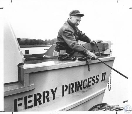 Image: di14316 - John P. Laughead, owner of Brent Ferry