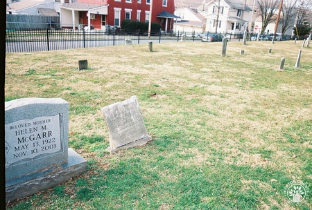 Image: di140097 - Grave of Helen M. McGarr.