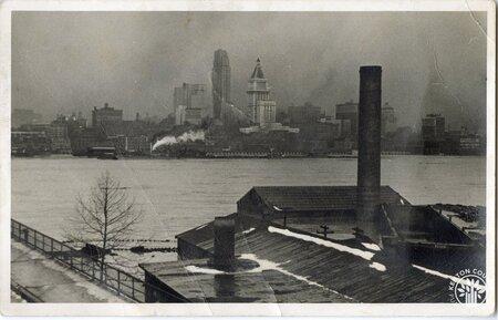 Image: di140109 - View of Cincinnati from Covington.