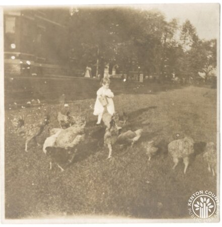 Image: di140118 - Photograph of Cambren Tracy and Family
